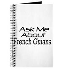 Ask me about French Guiana Journal