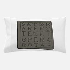 Sator Square Pillow Case
