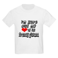 My hearts in French Guiana T-Shirt