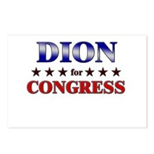 DION for congress Postcards (Package of 8)