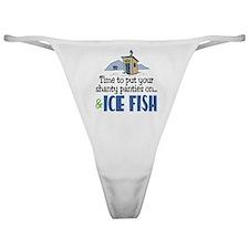 Shanty Panties Ice Fish Classic Thong