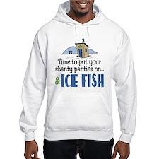 Shanty Panties Ice Fish Hoodie