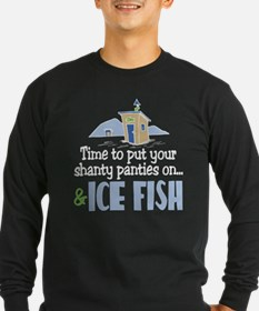 Shanty Panties Ice Fish T