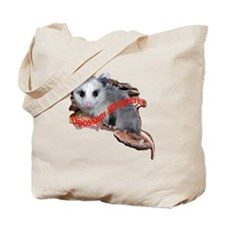 Opossum Whisperer Tote Bag