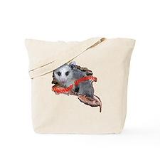 Opossum Whisperer Tote Bag