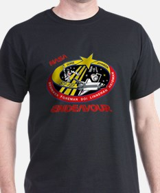 STS 123 Endeavour NASA T-Shirt