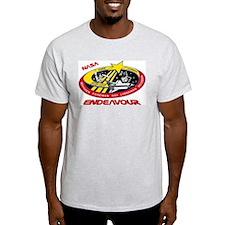 STS 123 Endeavour NASA T-Shirt