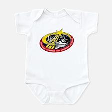 STS 123 Endeavour Infant Bodysuit