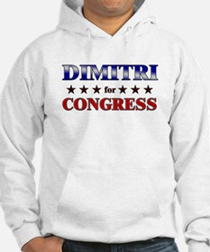 DIMITRI for congress Hoodie