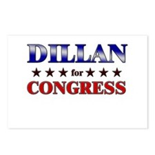 DILLAN for congress Postcards (Package of 8)