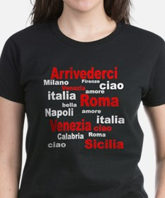 Italian sayings Tee