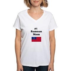 #1 Samoan Mom Shirt