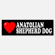 ANATOLIAN SHEPHERD DOG Bumper Bumper Bumper Sticker