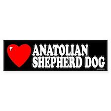 ANATOLIAN SHEPHERD DOG Bumper Bumper Sticker