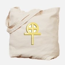 Gnostic Cross Tote Bag