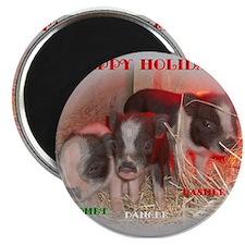 Potbelly Pig Magnet
