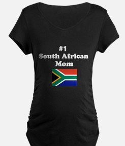 #1 South African Mom T-Shirt