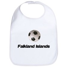 Falkland Islands Soccer Playe Bib
