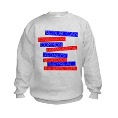 Anti-Republican Sweatshirt