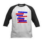 Anti-Republican Kids Baseball Jersey