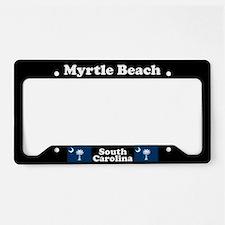 Myrtle Beach SC - LPF License Plate Holder