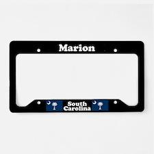 Marion SC - LPF License Plate Holder
