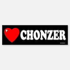 CHONZER Bumper Bumper Bumper Sticker