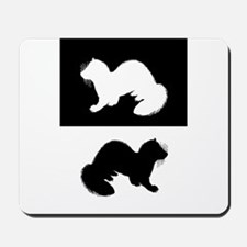Ferrets Mousepad