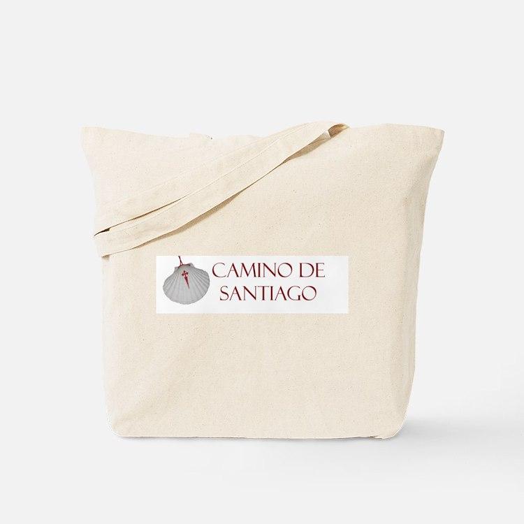 Cute Camino de santiago Tote Bag