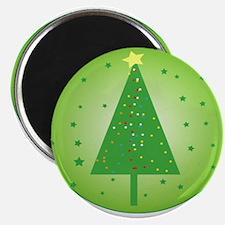 Christmas Tree-Holiday Magnet