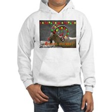 Helaine's Rudolph the What? Hoodie