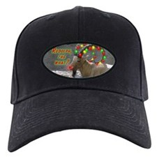 Helaine's Rudolph the What? Baseball Hat