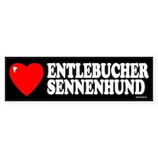 ENTLEBUCHER SENNENHUND Bumper Bumper Sticker