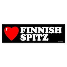 FINNISH SPITZ Bumper Bumper Sticker