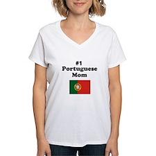 #1 Portuguese Mom Shirt