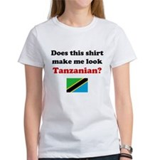 Make Me Look Tanzanian Tee