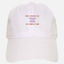 Mommy's Little Tootsie Baseball Baseball Cap
