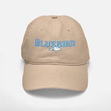 Bluebird Records Baseball Baseball Cap