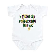 Infant Bodysuit White