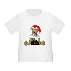 Christmas Nurse Bear T