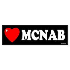 MCNAB Bumper Bumper Sticker