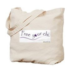 Free Your Chi Tote Bag