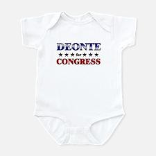 DEONTE for congress Infant Bodysuit