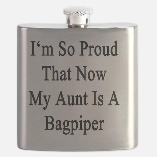 Bagpipe Flask