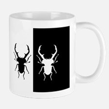 Stag Beetles Mugs