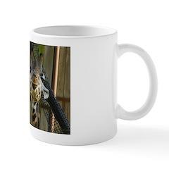 Giraffe Kiss Mug