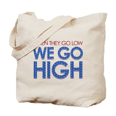 Go High Tote Bag