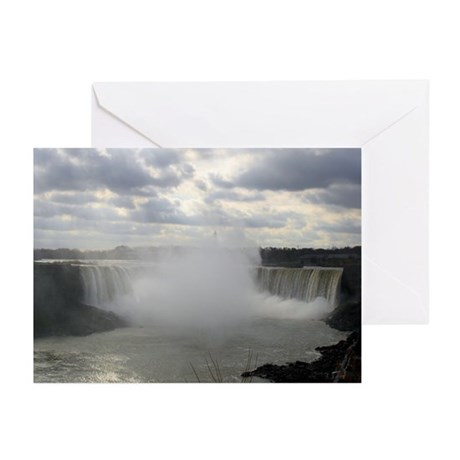 Niagara Falls Canada Greeting Cards (Pk of 10)