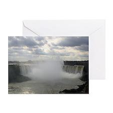 Niagara Falls Canada Greeting Card