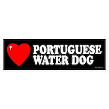 PORTUGUESE WATER DOG Bumper Stickers